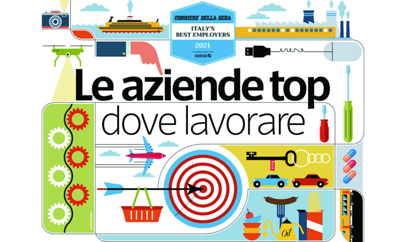 Abaco fra le aziende top italiane dove lavorare
