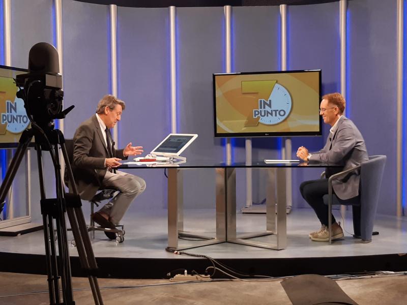Intervista ad Abaco su Telepadova