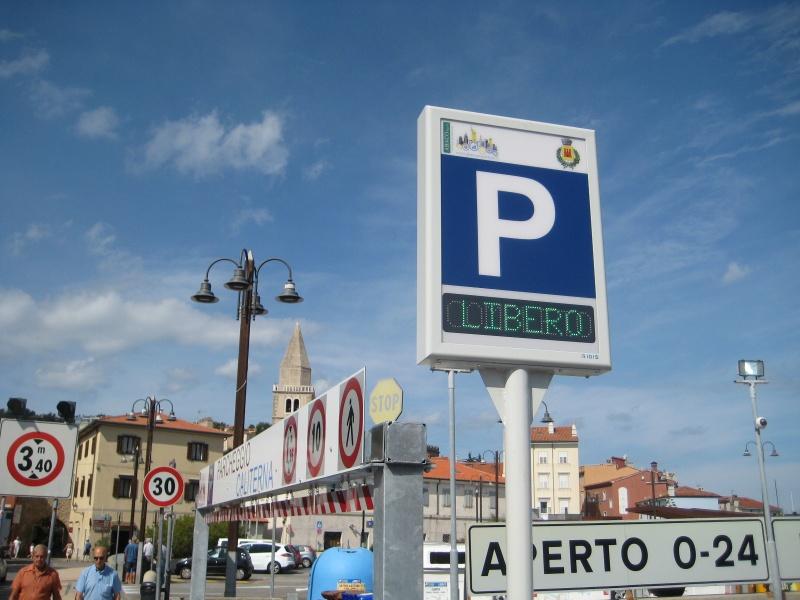 Nuova gestione parcheggi